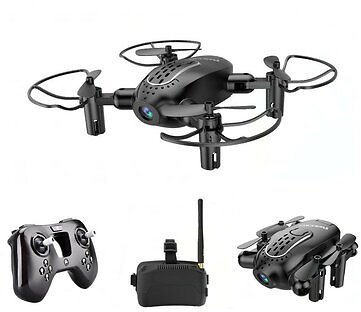 Realacc R11 Mini 5.8G FPV Foldable RC Drone Quadcopter with 720P HD Camera