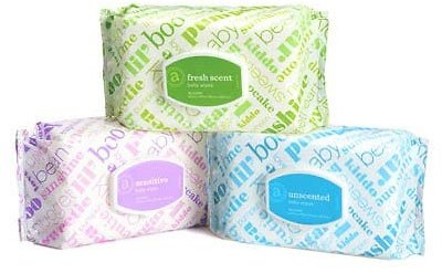 AMAZON: Amazon Elements Baby Wipes, Unscented, 720 Count, Flip-Top Packs for $17.99