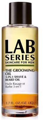 Lab Series The Grooming Oil 3-In-1 Shave & Beard Oil, 1.7-oz. & Reviews - Hair Care - Bed & Bath