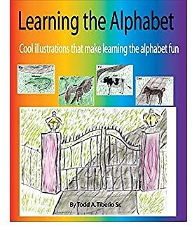 Learning The Alphabet: Cool Illustrations That Make Learning The Alphabet Fun.