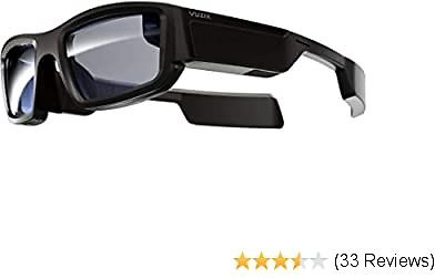 Vuzix Blade AR Smart Glasses, with Amazon Alexa Built-in, HD Camera and Voice-Controls
