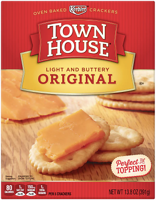 Kroger Town House Original Light and Buttery Crackers