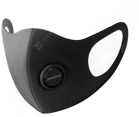 Smartmi 1PC KN95 Anti-haze Anti-virus Mask Light Breathing with Dustproof Protection
