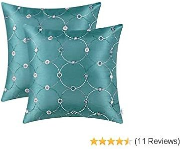 2-Pack Throw Pillow Covers 18