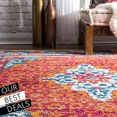 Up to 95% Off Area Rugs At Zulily