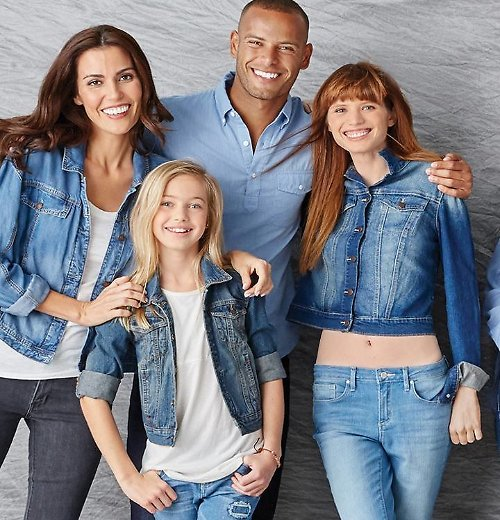 Jeans For The Family Starting At $5