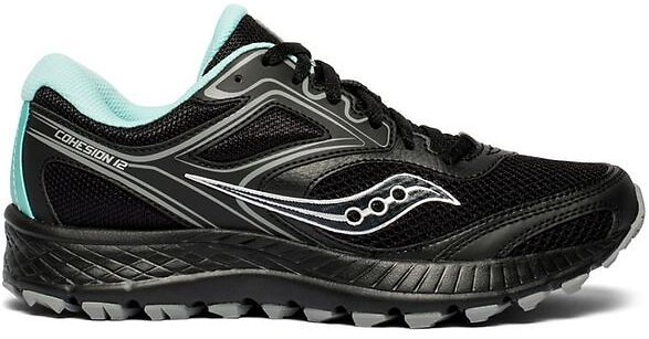 Saucony Women's Cohesion 12 Trail/Running Shoes (3 Styles)
