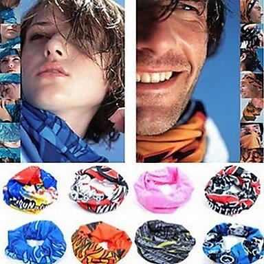 Neck Gaiter Neck Tube UV Resistant Quick Dry Lightweight Materials for Men's Women's Adults'