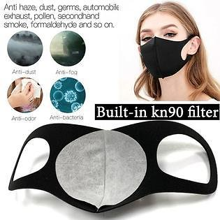 Bestselling Bestselling 25PCS Washable KN90 Filter Layer Face Mask Infection Protection Mask Reusable Dust-proof Breathable Mask