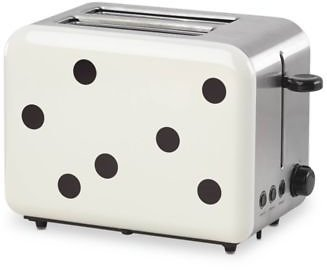 Kate Spade New York All In Good Taste Deco Dot Toaster & Reviews - Kitchen Gadgets - Kitchen