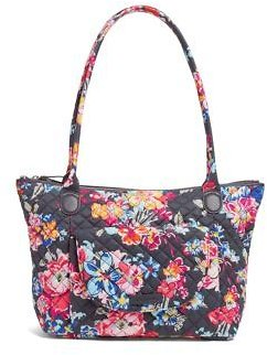 50% OFF! Vera Bradley Carson East West Tote - One Day Only!