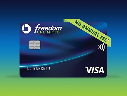$200 CASH BACK Chase Freedom Unlimited® Card!