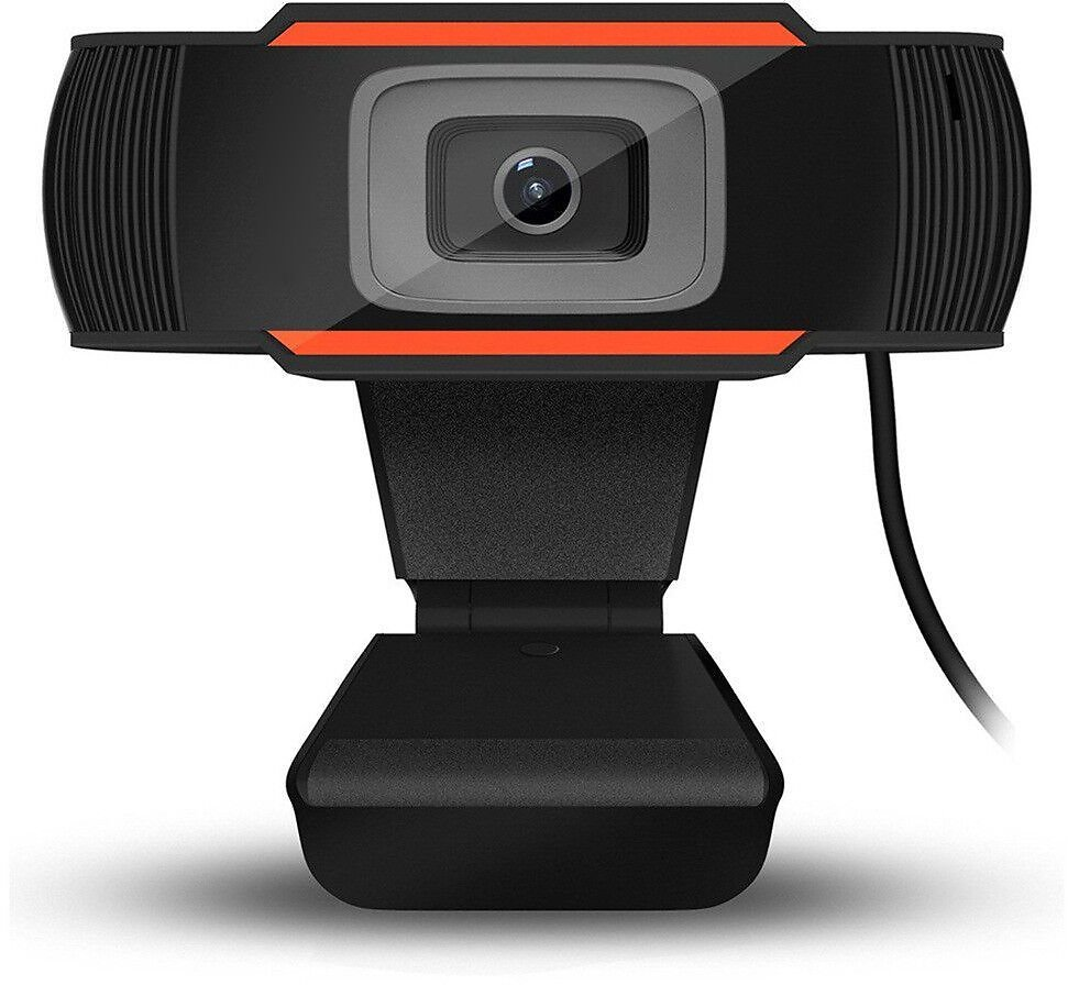 720P HD Free Drive USB Webcam Automatic Dimming