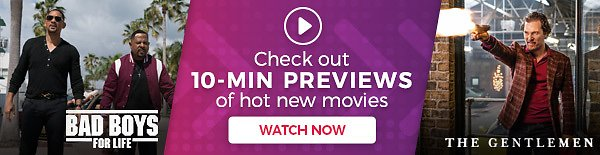 Watch 10-Min Previews Of Hit Movies -Redbox