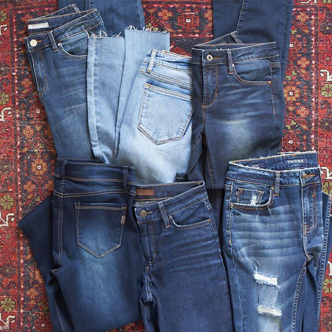 Up to 90% Off Denim For The Family