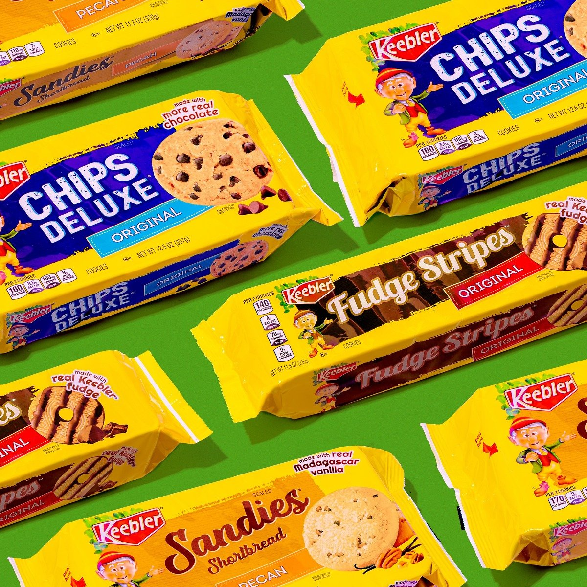 Select Keebler Cookies & Crackers Starting At $2.23