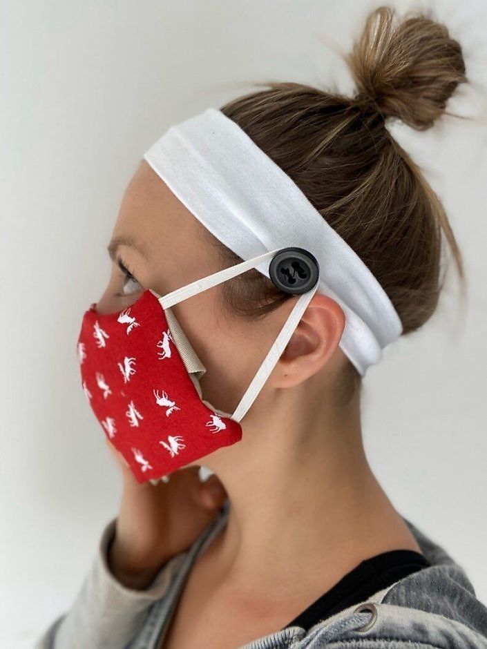 Easy Ways To Keep Your Face Mask From Hurting Your Ears