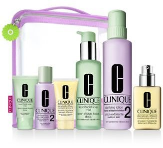 Clinique 7-Pc. Great Skin Everywhere Gift Set - I/II & Reviews - Beauty Gift Sets - Beauty