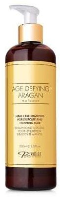 Scalp Stimulating Argan Shampoo Treatment for Thinning Hair