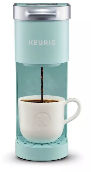 Keurig K-Mini Single-Serve K-Cup Pod Coffee Maker - Dusty Rose