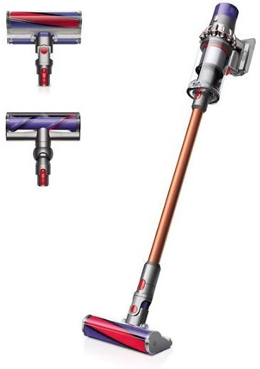 Dyson V10 Absolute Cordless Vacuum   Copper   Refurbished