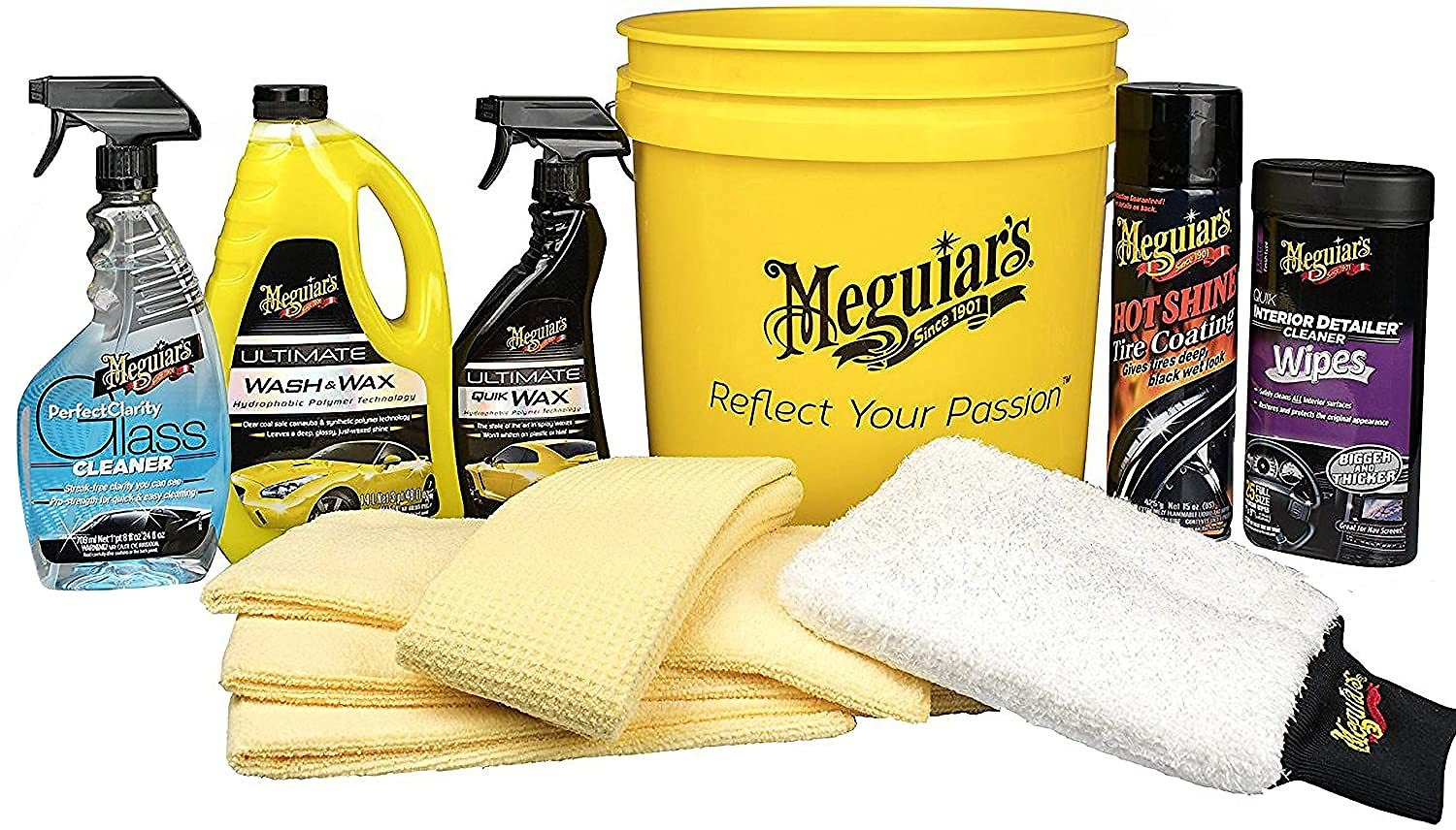 Save 16% | MEGUIAR'S All in One Essentials Car Care Kit