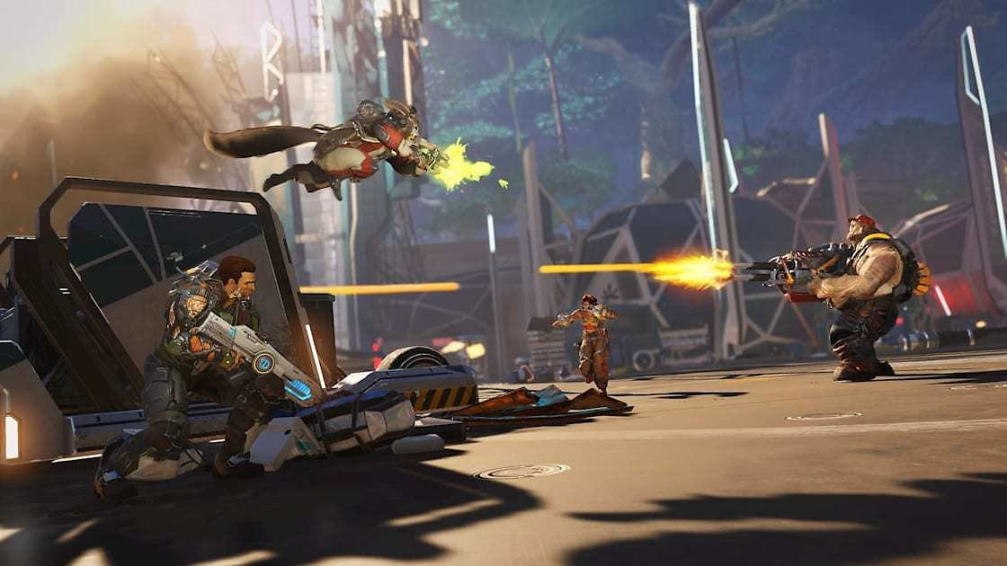 Amazon's Free-to-play Hero Shooter 'Crucible' Arrives May 20th