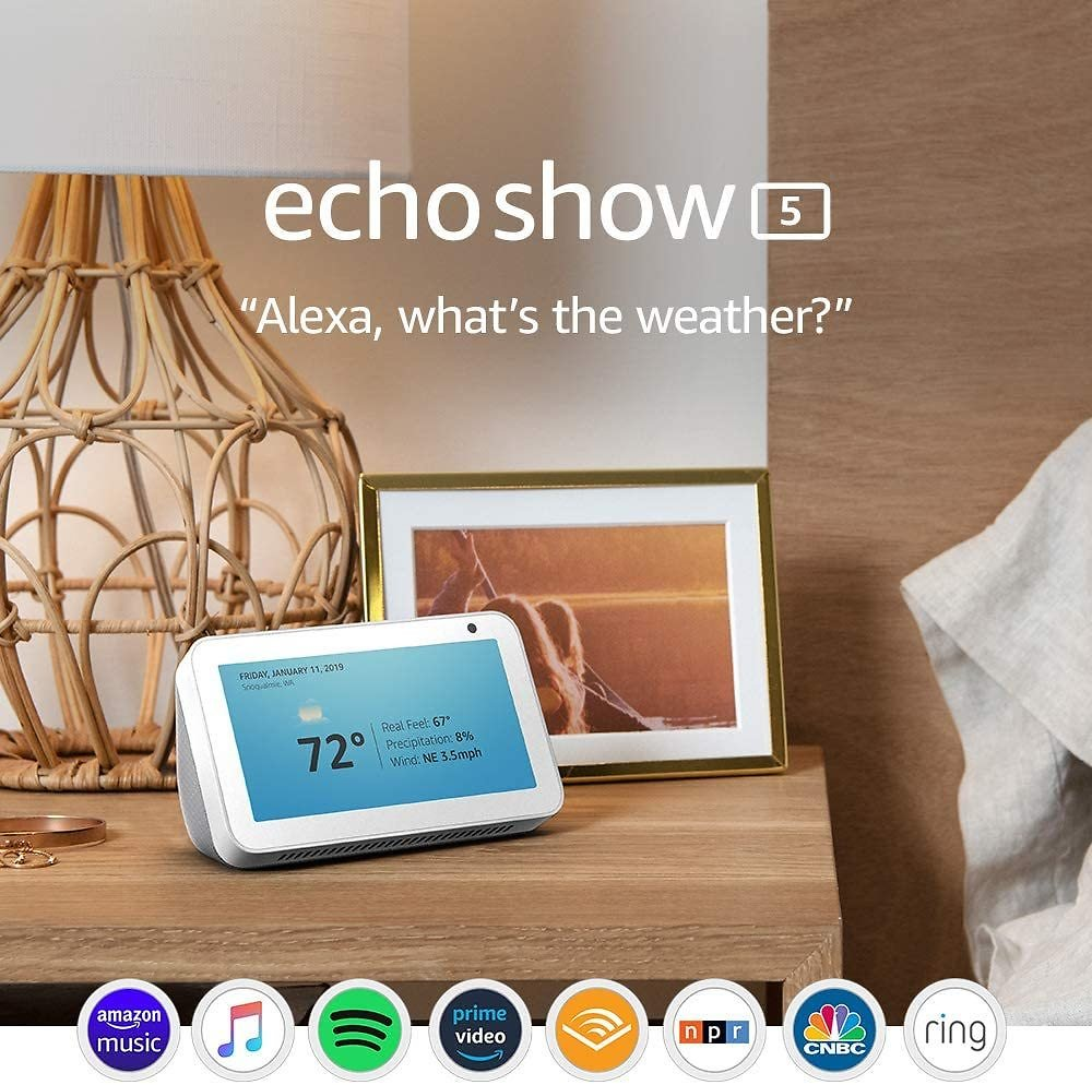 Free Echo Show 5 for Echo Look Owners