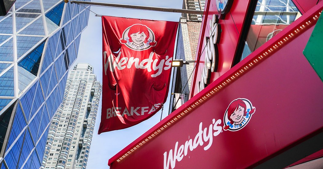 A Wendy's With No Burgers As Meat Production Is Hit