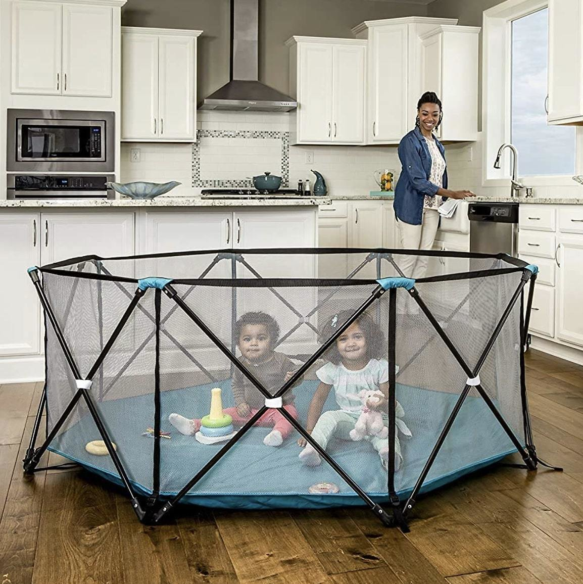 Extra Large Portable Play Yard