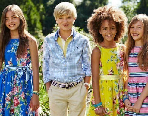 Up to 75% Ralph Lauren Childrenswear + Extra 20% Off