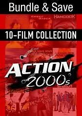 10-Ct Action Movies of The 2000's Bundle