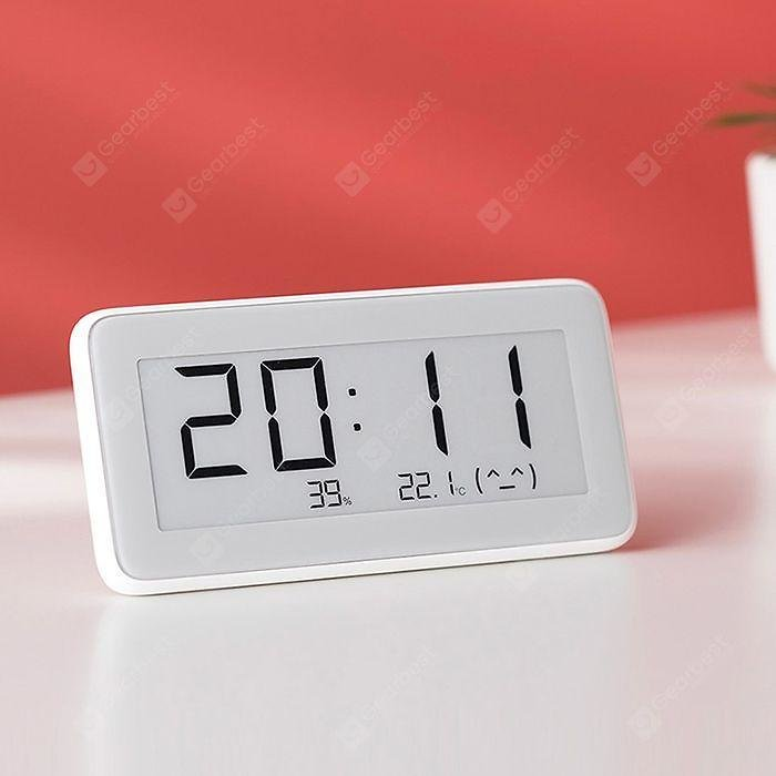 Xiaomi Mijia Smart Electronic Watch Milk White Clocks Sale, Price & Reviews | Gearbest