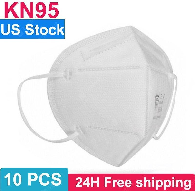 10PCS KN95 N95 Respirator Face Mask Disposable Breathable Protective Not Medical Masks for Health Sale, Price & Reviews | Gearbest