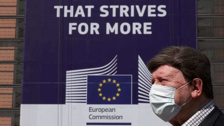 Op-ed: EU Faces Historic Test of Relevance As Its 70th Anniversary Takes Place During Pandemic
