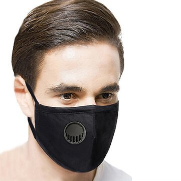 Elastic Breathable Anti Dust Face Mask Cycling Washable Anti Fog Protective Mask Mask Filter Bike & Bicycle from Sports & Outdoor on Banggood.com