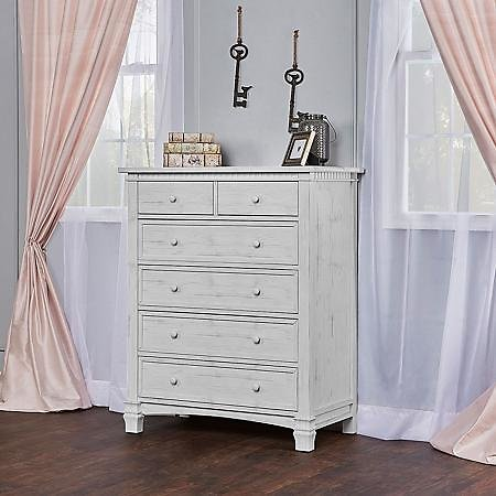 Evolur Cheyenne and Santa Fe 6-Drawer Dresser (Choose Your Color)