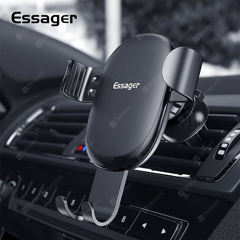Essager Gravity Car Phone Holder For IPhone Universal Mount Holder For Mobile Phone Holder Stand Sale, Price & Reviews | Gearbest