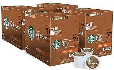 Starbucks Pike Place Coffee, Keurig® K-Cup® Pods, Medium Roast, 96/Carton