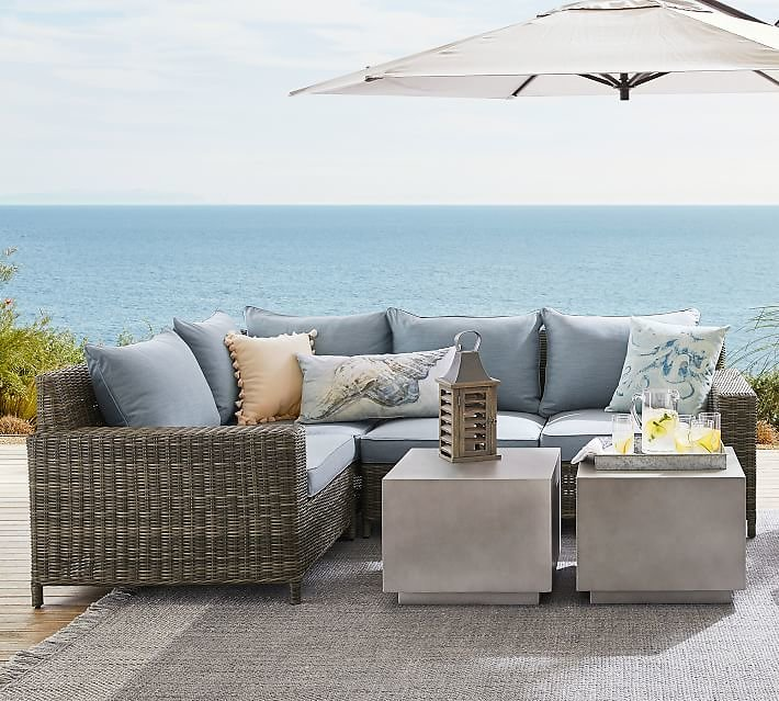 Up to 50% Pottery Barn Outdoor Event + Free Shipping