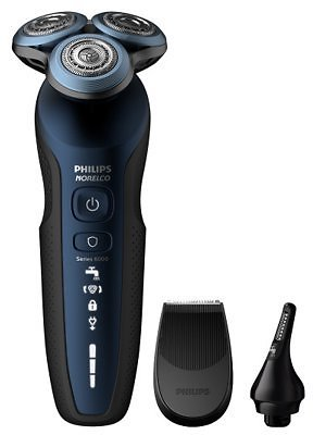 Sale: Philips Norelco 6850 Electric Shaver with Precision Trimmer and Nose Trimmer Attachment