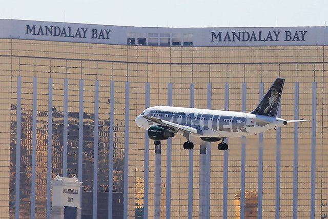 50% Off Round-Trip Fares To & From Las Vegas