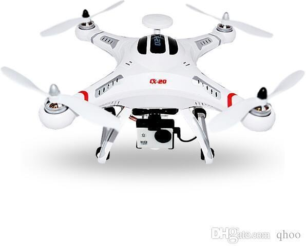 2020 Hot Sale CX 20 Auto Pathfinfer RTF Drone 6 Axis GPS MX Autopilot System Quadcopter Aircraft Toy With Go Pro Camera Mount No Camera From Tuicigu, $395.23 | DHgate.Com