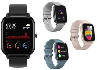 80% OFF | ChronoWatch Touch Screen 1.4-Inch Smart Watch