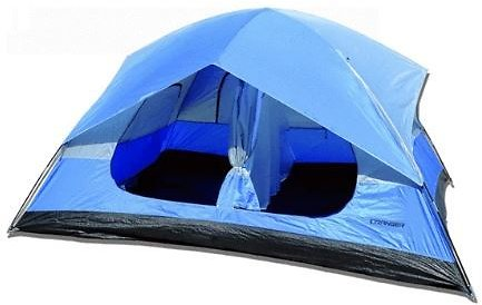 Ranger Waterproof 6-Person Camp Tent