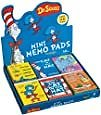 Raymond Geddes Dr. Seuss Mini Memo Pad (Pack of 48) : Office Products