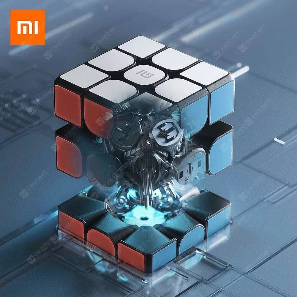 Original Xiaomi Magnetic Cube Puzzle Science Education Toy Home Entertainments Sale, Price & Reviews | Gearbest