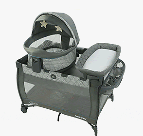 Pack 'n Play® Travel Dome™ DLX | Gracobaby.com