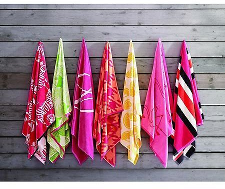 Christian Siriano Oversized Jacquard Beach Towels, 40