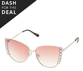 Steve Madden Sunglasses for ONLY $9.99 At Zulily (Regularly $50) – So Many Styles!
